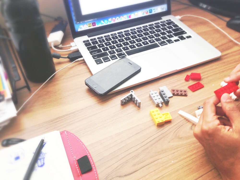 Discover ux with lego